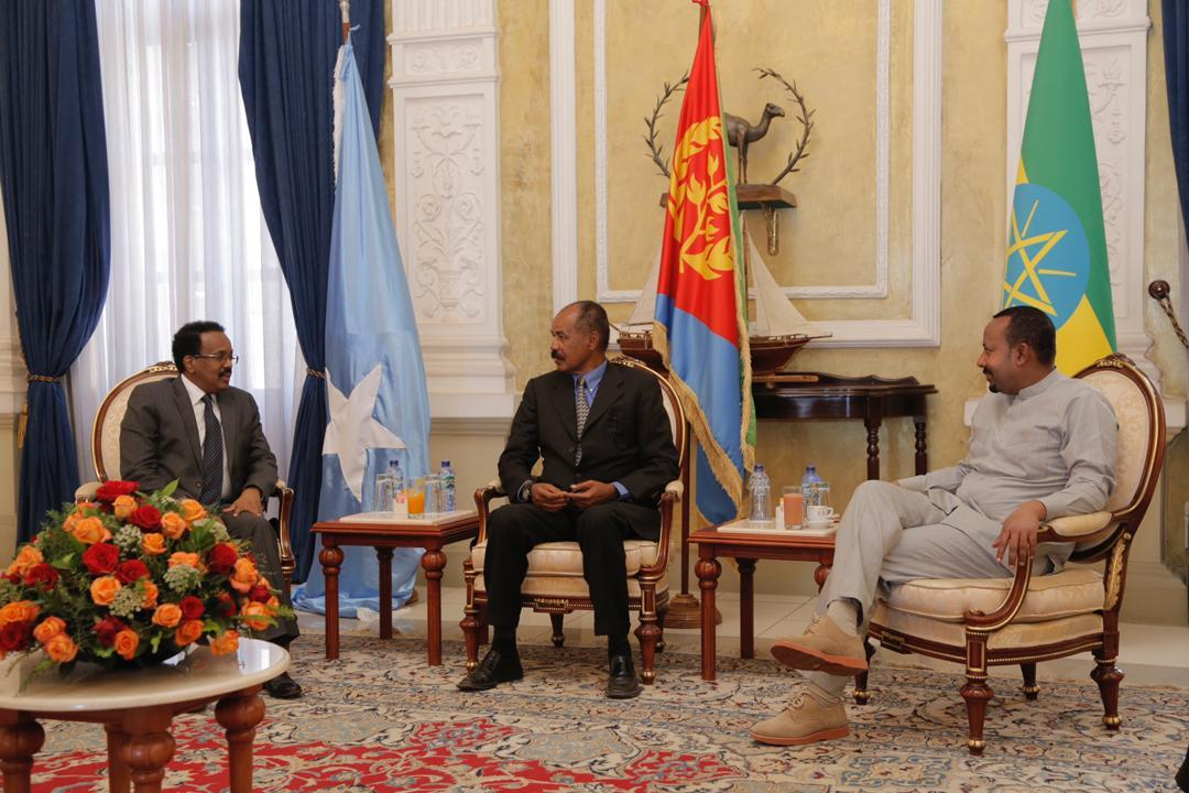 Trilateral Summit